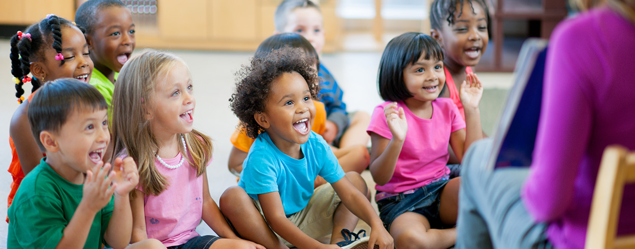 Welcome to Early Childhood Professional Learning | EC